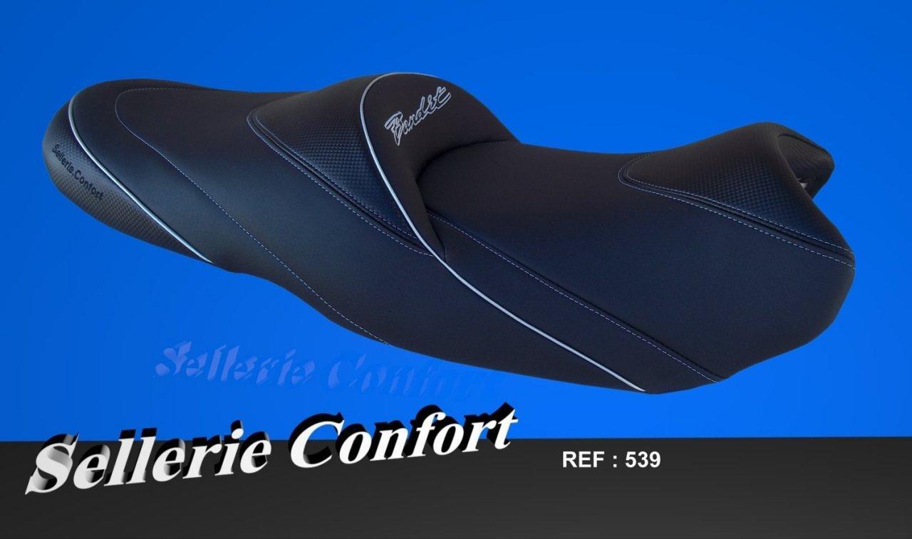 selle confort BANDIT 600/1200 SUZUKI 539
