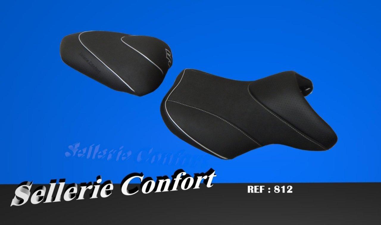 selle confort GSR 750 SUZUKI 812