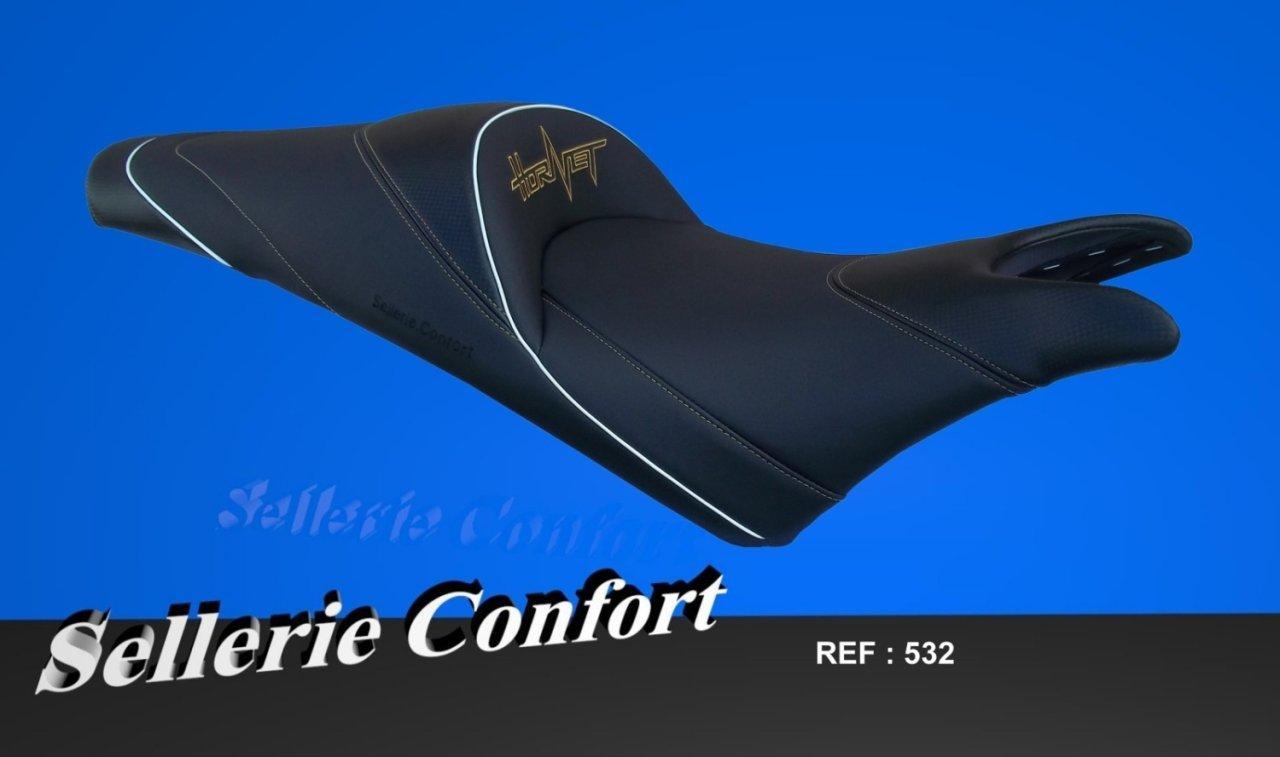 selle confort Hornet 600 HONDA 532
