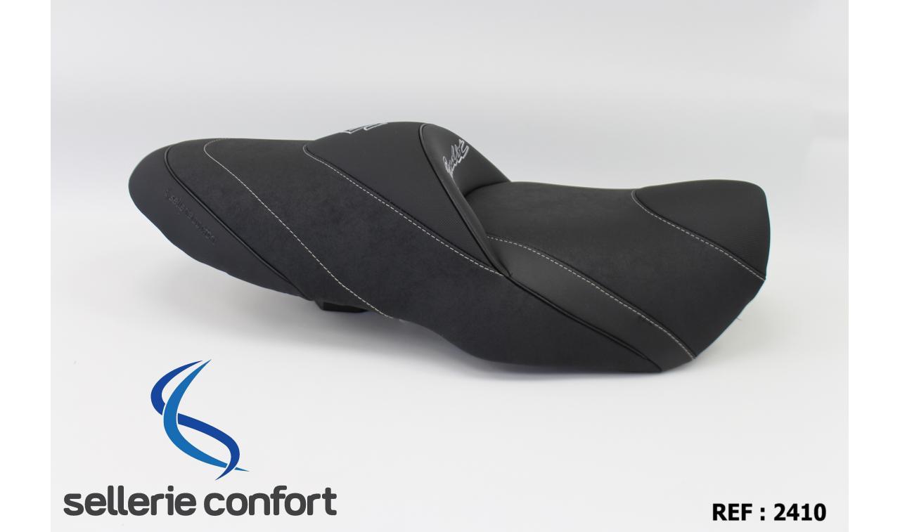 selle confort Bandit 600 - 1200 gel avant et arrière SUZUKI 2410