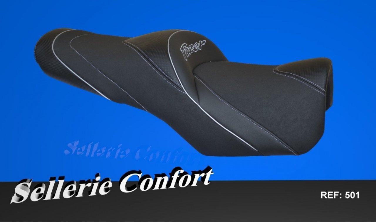 selle confort fazer 600 YAMAHA 501