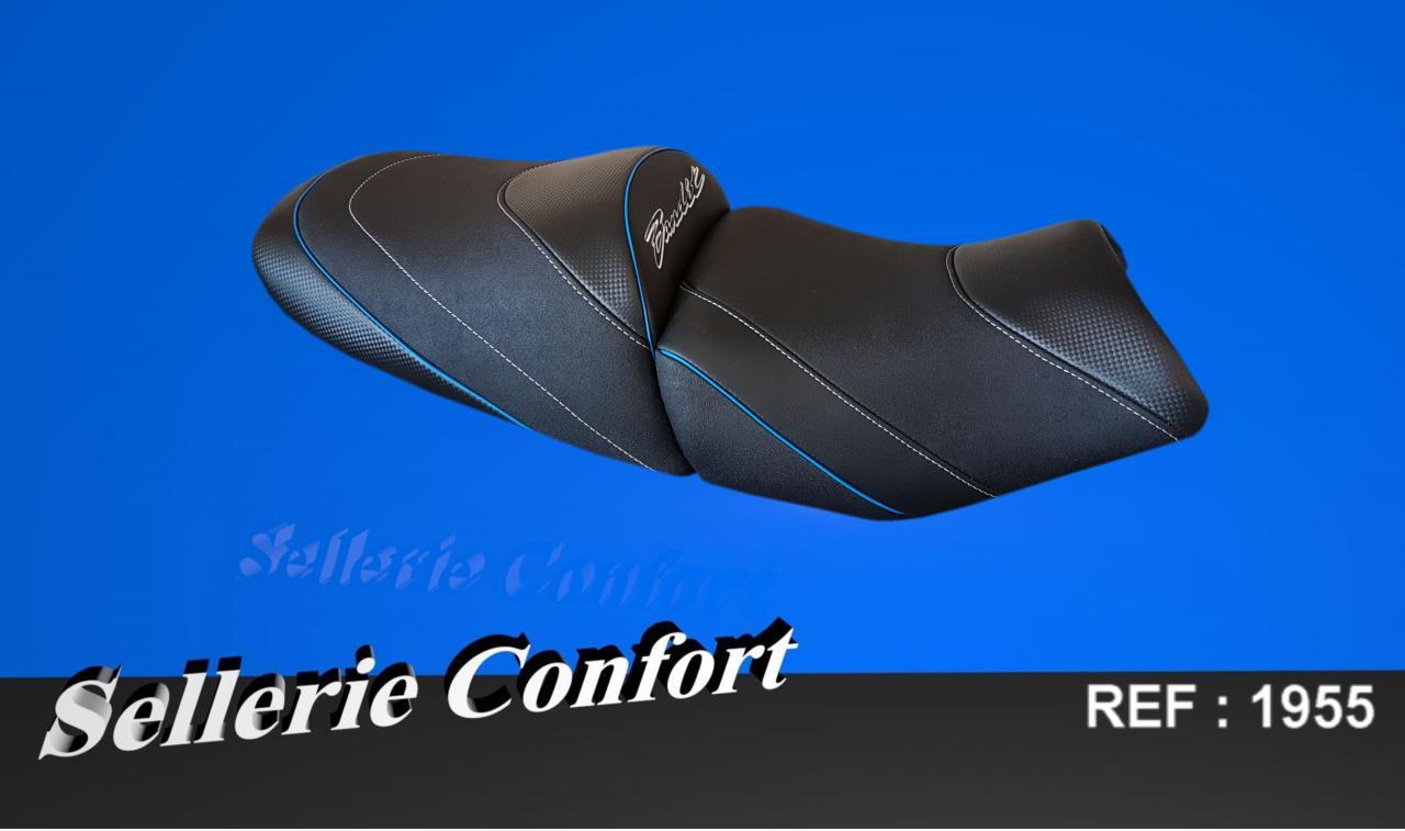 sellerie confort selle confort bandit 650. Black Bedroom Furniture Sets. Home Design Ideas