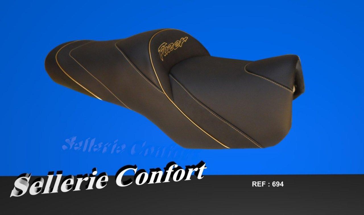 selle confort fazer 600 YAMAHA 694