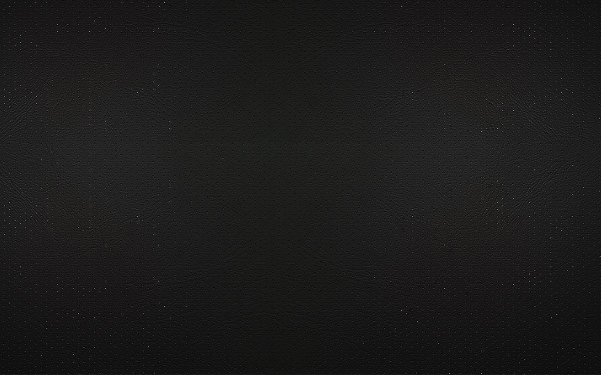 Noir perforé