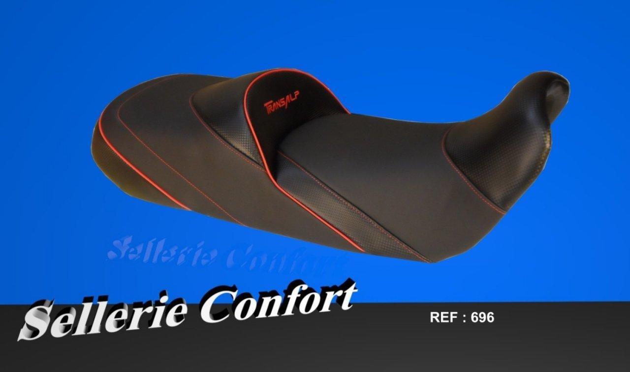 selle confort transalp 600 HONDA 696