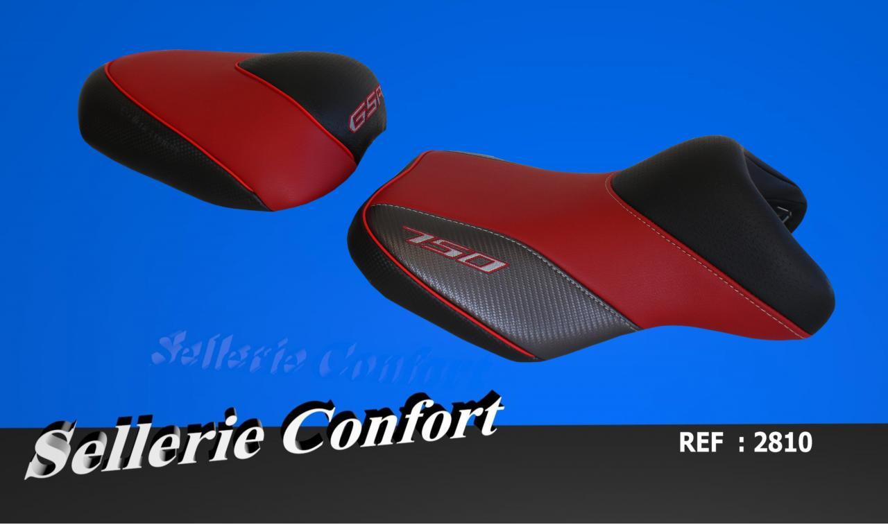 selle confort Suzuki Gsr 750 SUZUKI 2810