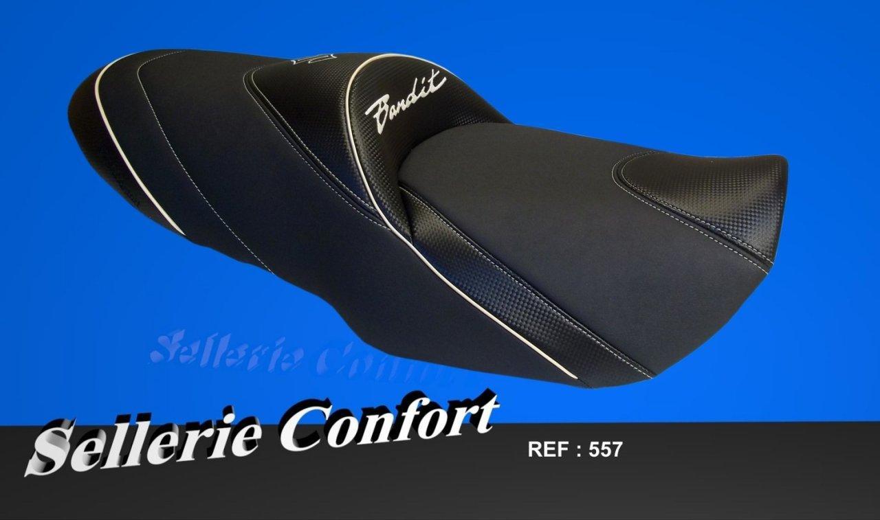 selle confort BANDIT 600/1200 SUZUKI 557
