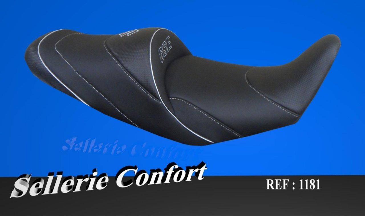 selle confort GSE 500 SUZUKI 1181