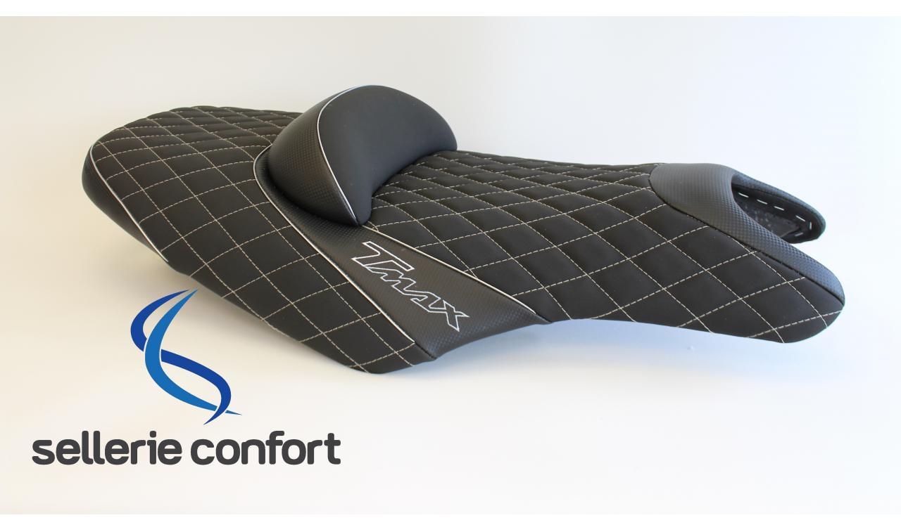selle confort  T-Max 530 avec gel avant YAMAHA