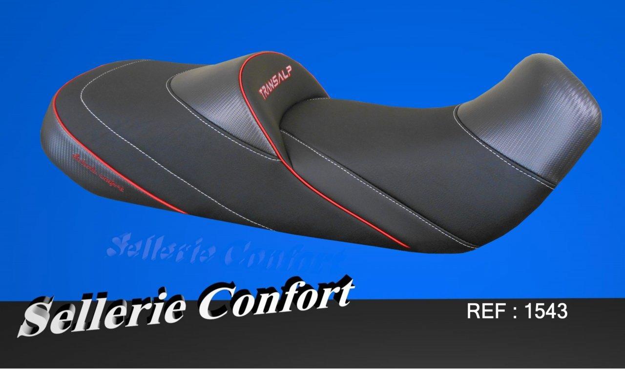 selle confort transalp 600 HONDA 1543