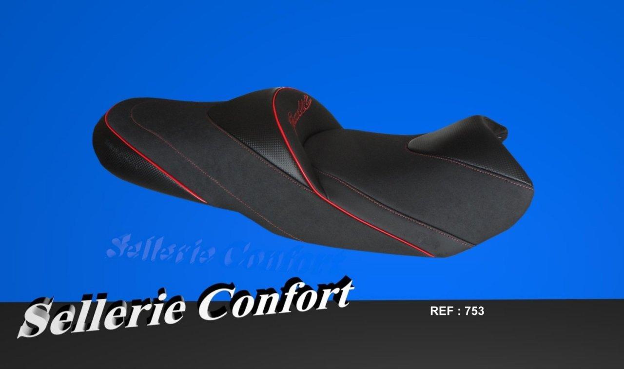 selle confort BANDIT 600/1200 SUZUKI 753