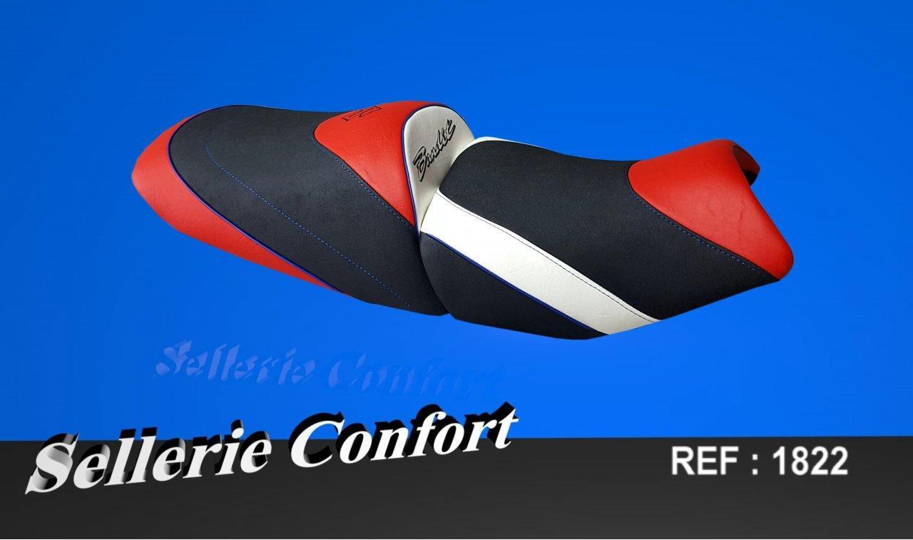 sellerie confort suzuki bandit 1250. Black Bedroom Furniture Sets. Home Design Ideas