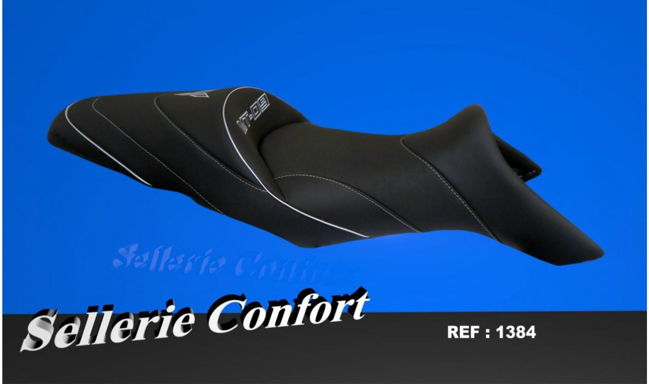 selle confort mt 09 YAMAHA 1384