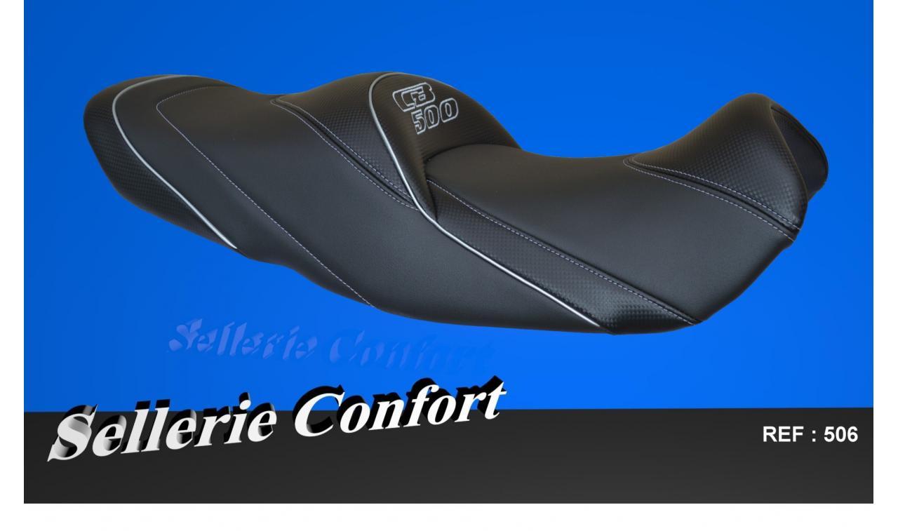 sellerie confort honda cb